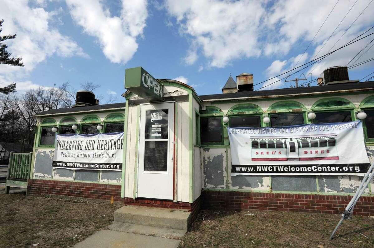 Skee's Diner in Torrington. Laurie Gaboardi/Register Citizen.