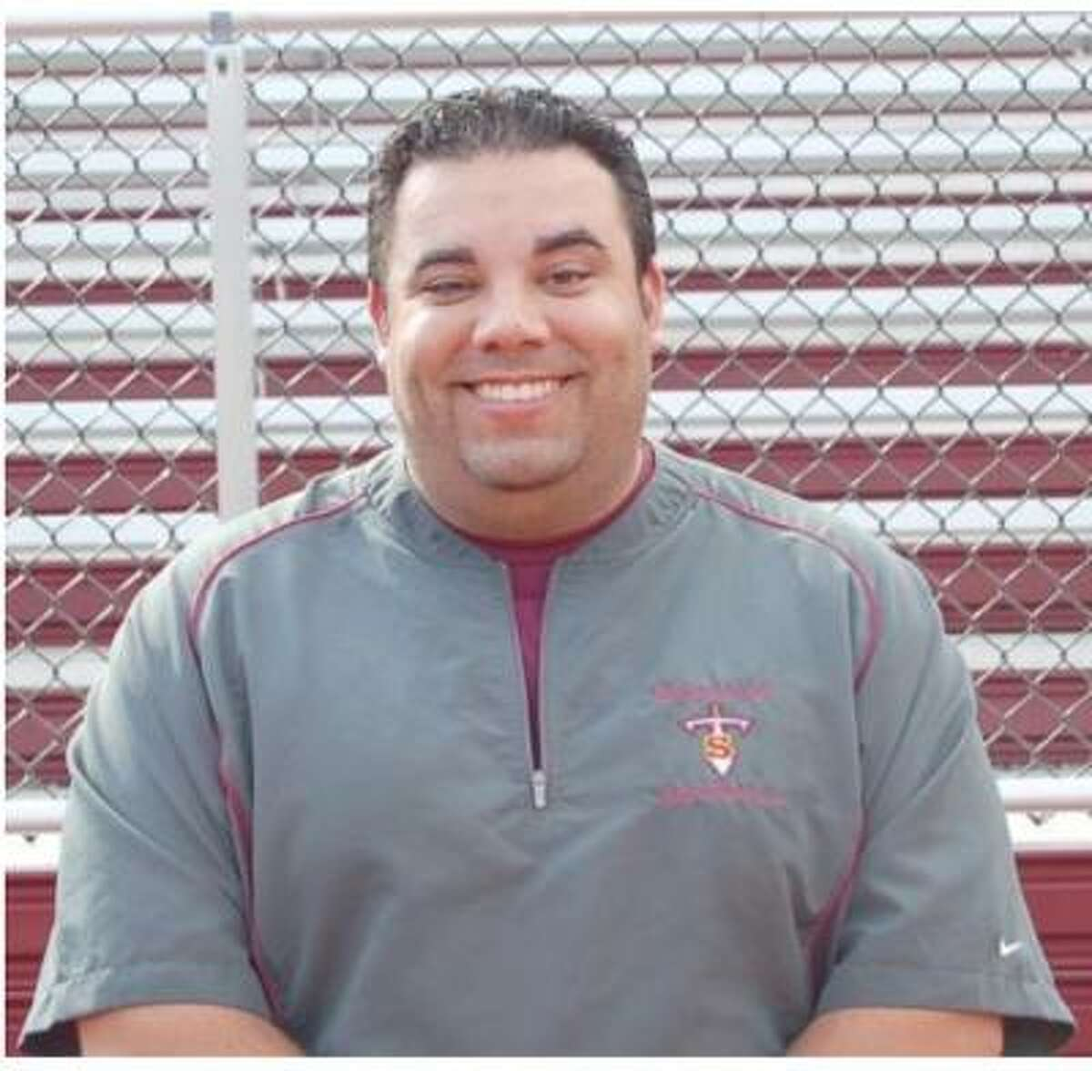 Sources say Sheehan High School offensive coordinator Gaitan Rodriguez has been chosen by Torrington High School to be their head coach. The decision is pending approval from an eight-person Torrington committee. Photo by files.leagueathletics.com