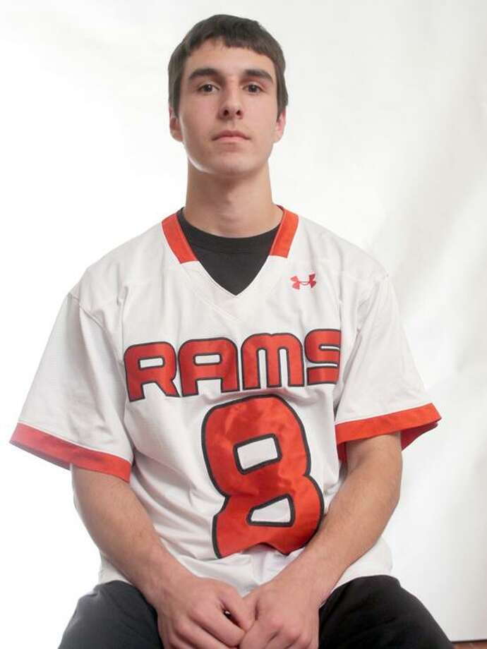Male Athlete of the Week: Cheshire lacrosse player Chris Trasacco.