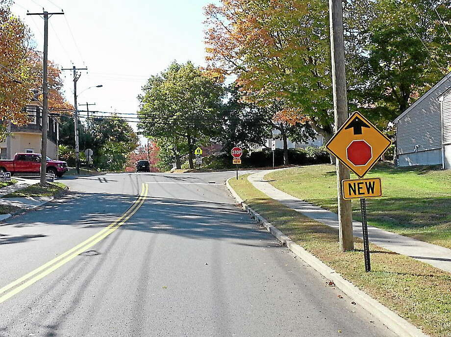 Photo courtesy of the Milford Police Department Photo: Journal Register Co.