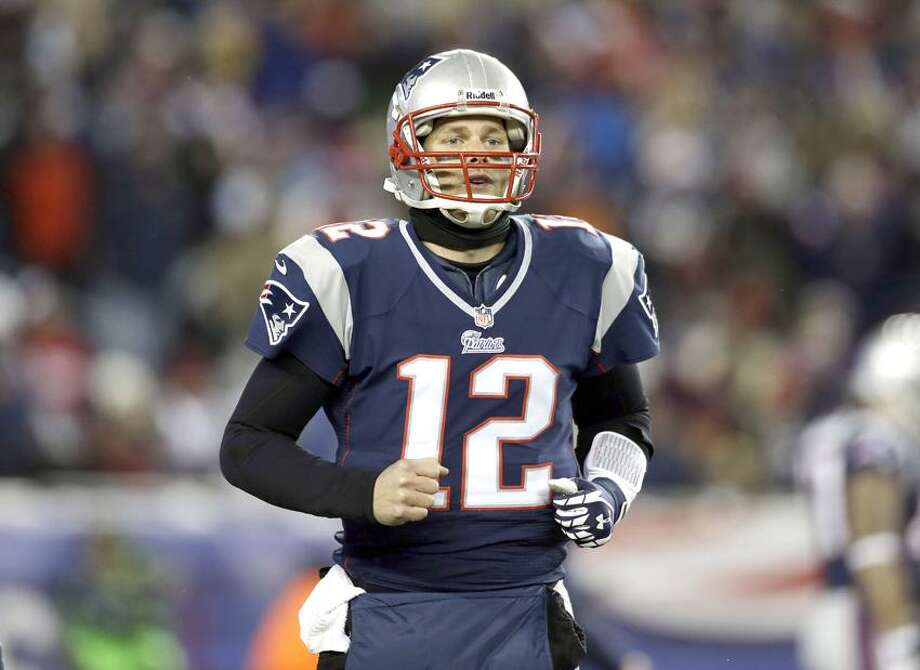 New England Patriots quarterback Tom Brady. (AP Photo/Elise Amendola) Photo: AP / AP2012