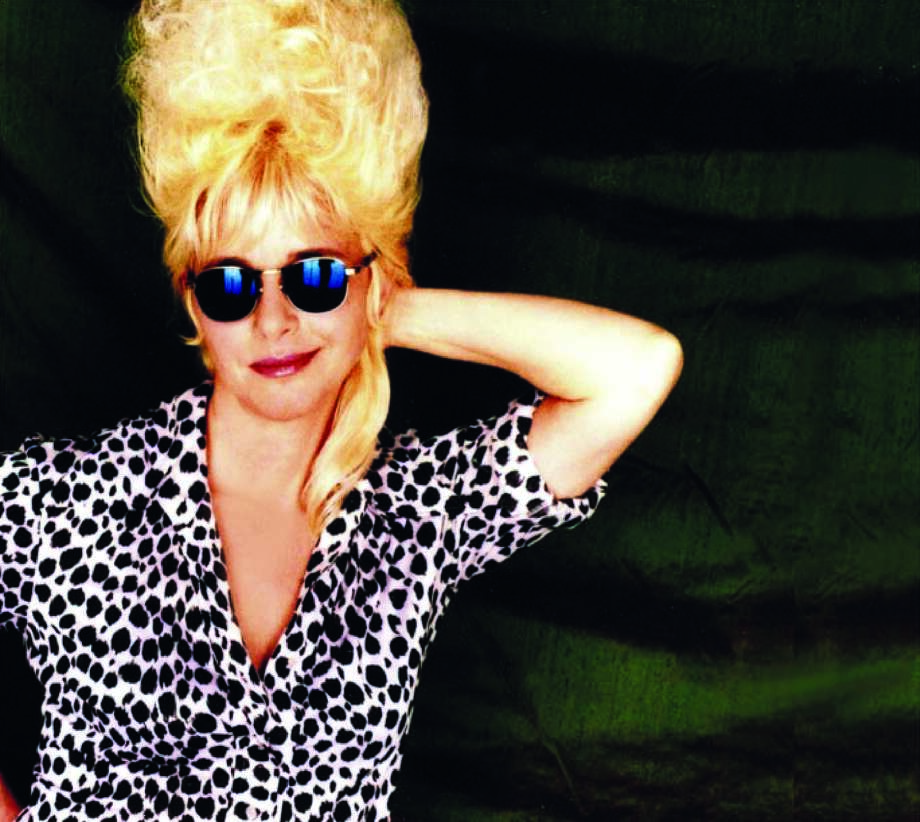 Christine Ohlman brings her Beehive Holiday Blowout show to Cafe Nine Saturday night. Photo: Edie Baskin Bronson