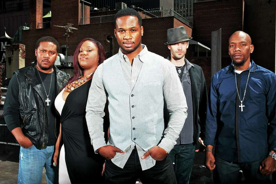 """Robert Randolph & The Family Band play a rock-influenced """"sacred steel"""" soul, gospel, blues and funk music and are touring with their latest album, """"Lickety Split."""" Photo: Contributed"""