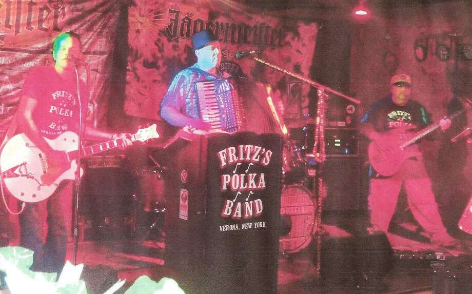 Photo Courtesy Fred Scherz Fritz's Polka Band will perform at Joel's Steakhouse on Sunday, March 17, for St. Patrick's Day.