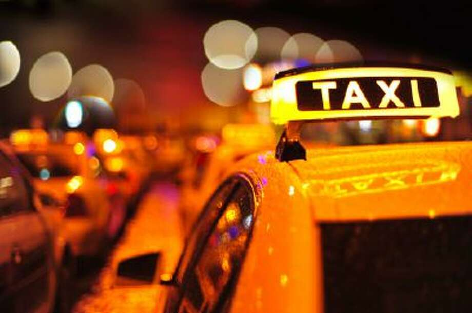 A yellow taxi Photo: Getty Images/iStockphoto / iStockphoto