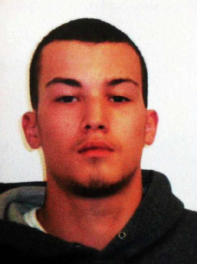Christian A. Mateo (West Haven Police Department) Photo: Journal Register Co.