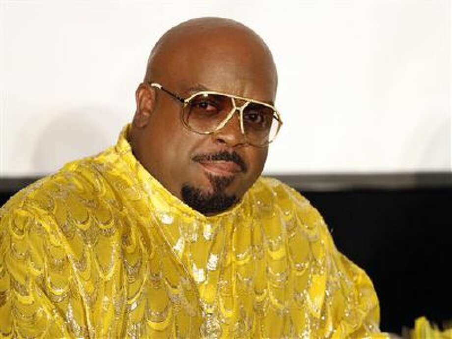 "Singer/songwriter and rapper Cee Lo Green interviewed legendary artist Little Richard as part of the Recording Academy Atlanta Chapter's ""The Legacy Lounge"" at the W Hotel, in Atlanta, Ga. Photo: Dan Harr/Invision/AP / Invision"