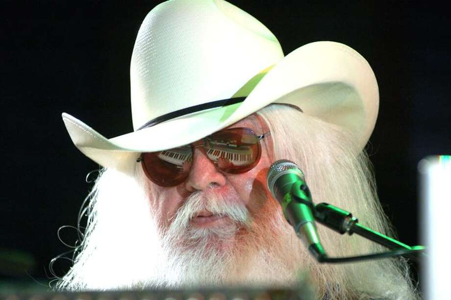 Contributed photo: Leon Russell, shown here, and Little Feat planned to do this show at The Klein in October, but Superstorm Sandy had other ideas.