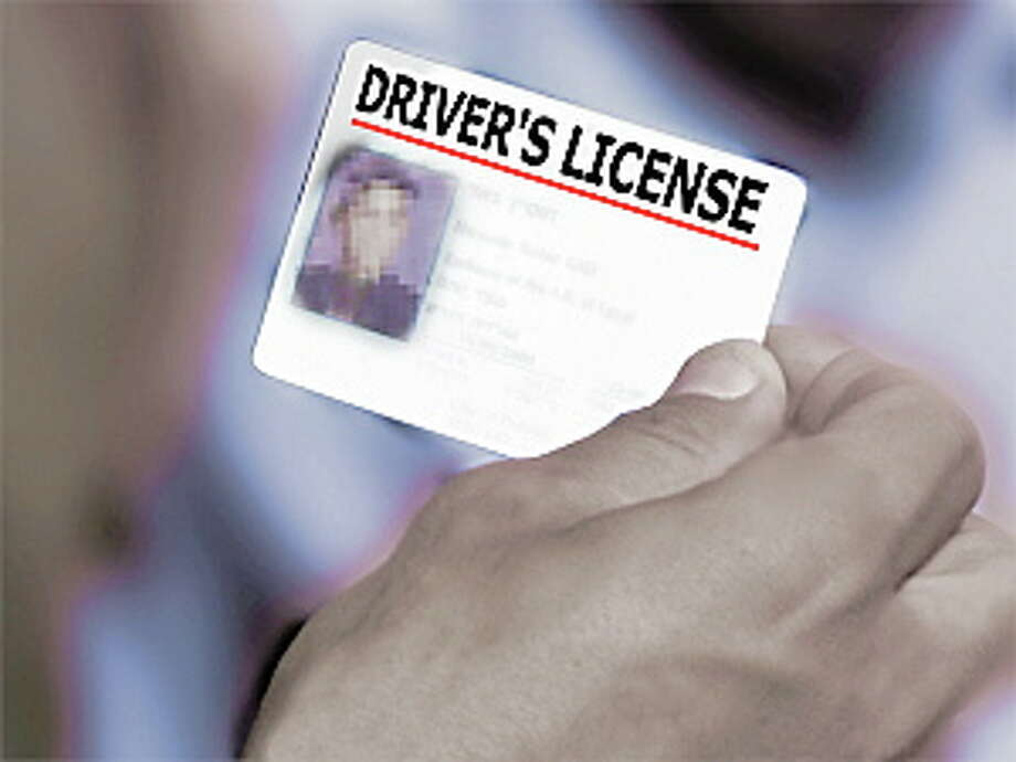 Driver's License (credit: AP)