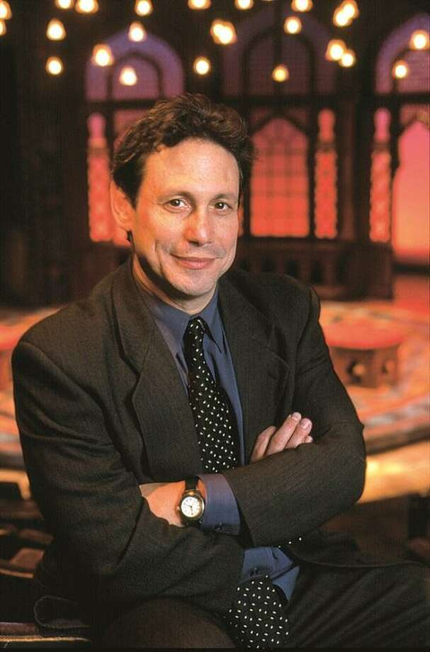 Long Wharf Theatre Artistic Director Gordon Edelstein.