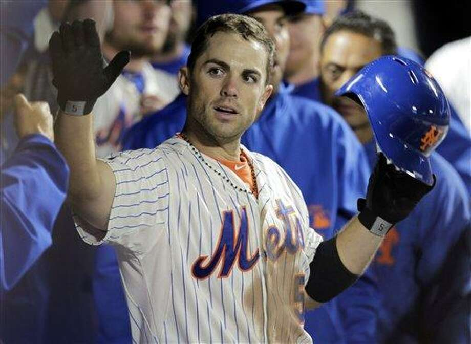 The Mets' David Wright. Photo: AP / AP