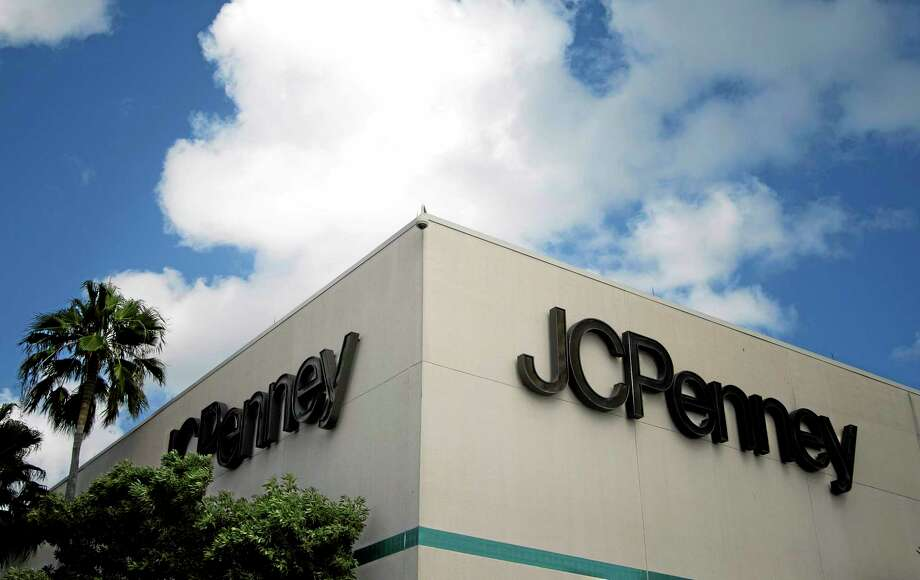 This Monday, Aug. 19, 2013 photo shows a J.C. Penney store in a Pembroke Pines, Fla., shopping center. Shares of J.C. Penney Co. got a boost Tuesday, Oct. 8, 2013, after the struggling department store chain said a key sales barometer improved in September from August and it expects that it will have ample liquidity at year end. (AP Photo/J Pat Carter) Photo: AP / AP