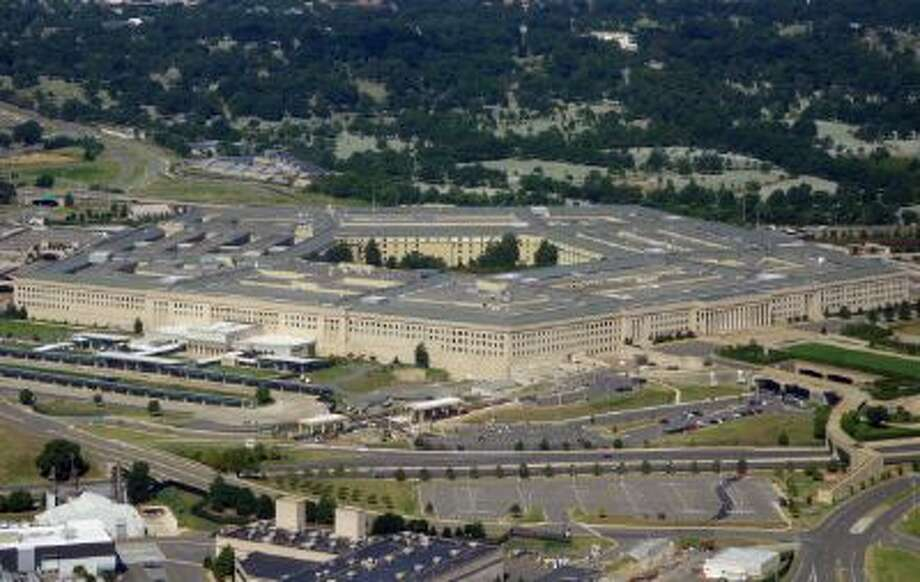 The Pentagon from the air in Washington, D.C. Congress changed the way the military handles sexual assaults. Photo: AFP/Getty Images / 2013 AFP