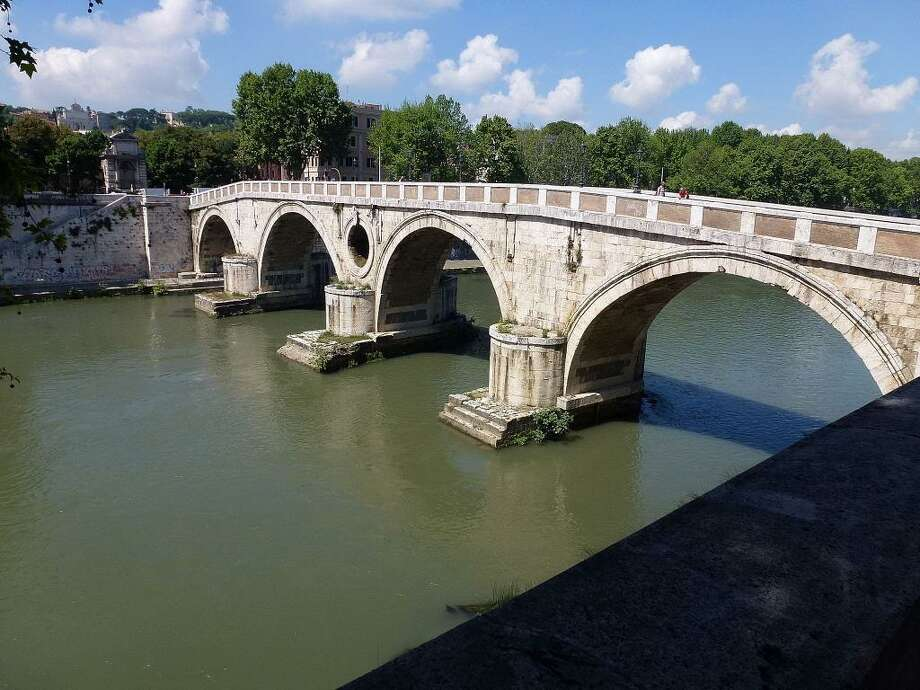 Architect Louise Pounders, FAIA, will give a talk on the American Academy of Rome, and the architectural history of the city and the Tiber river, Friday May 31st at Essex Town Hall, part of the Essex Library's Centerbrook Architects Lecture Series.