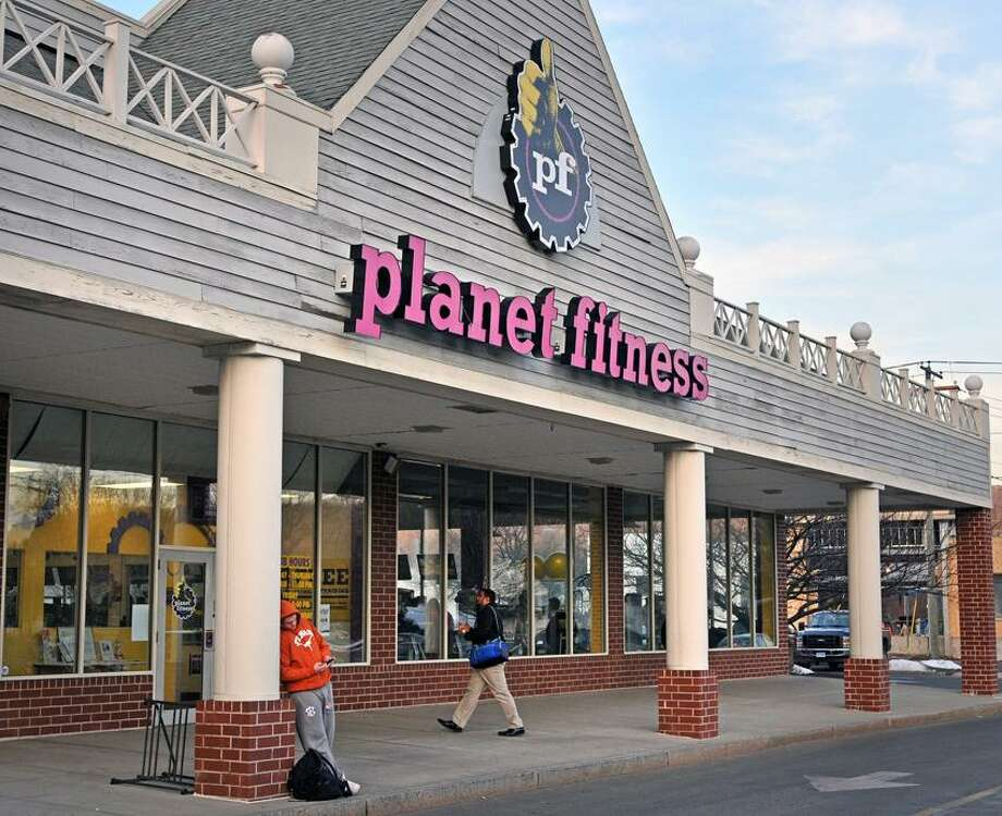The Planet Fitness at 160 Amity Road is changing hands. Photo-Peter Casolino