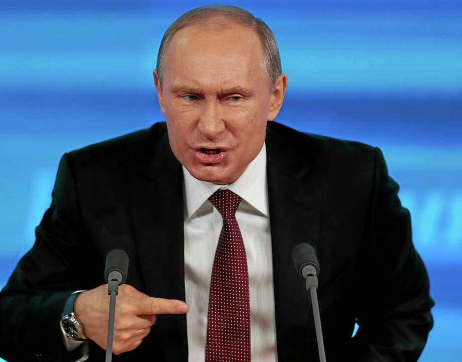 Vladimir Putin AP/Ivan Sekretarev Photo: AP / AP