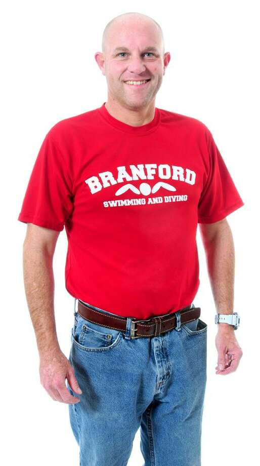 Coach Scott Butler of Branford High School photographed on 11/27/2012.Photo by Arnold Gold/New Haven Register   AG0473A