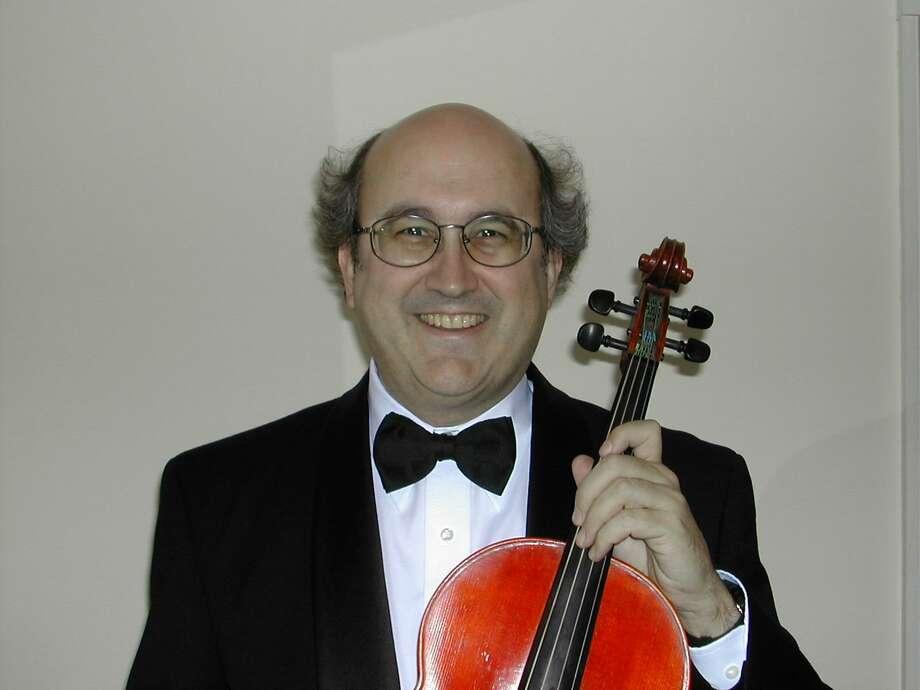 Principal violist Marvin Warshaw