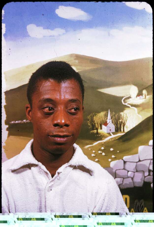 This photo of James Baldwin, taken in 1955 by Carl Van Vechten, is from Yale's existing collection of Baldwin material. Photo: Journal Register Co.