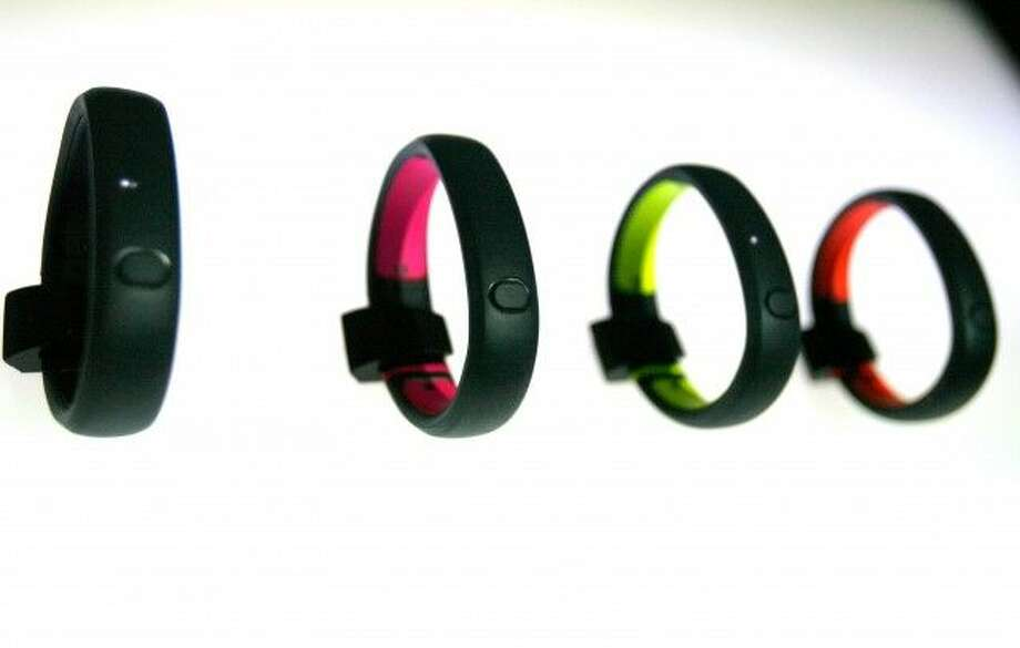 Nike+ FuelBand SE Photo: Courtesy Nike