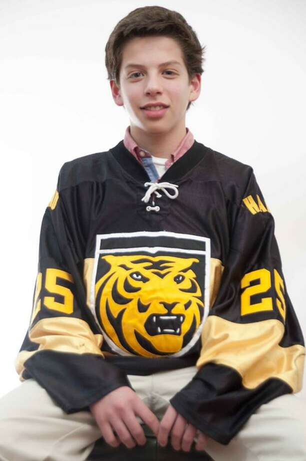 Male Athlete of the Week: Ben Solin, Hand hockey. VM Williams/Register