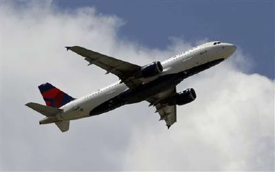 Delta announced Thursday that it will launch hourly shuttle service between San Francisco and Los Angeles international airports, starting Sept. 3. Photo: AP / AP