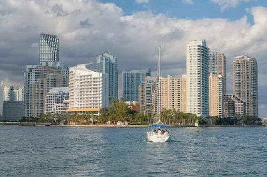 Miami-Dade is one of several counties and cities using IBM's Intelligent Operations Center, a software system designed to help city leaders collect and process large volumes of data.