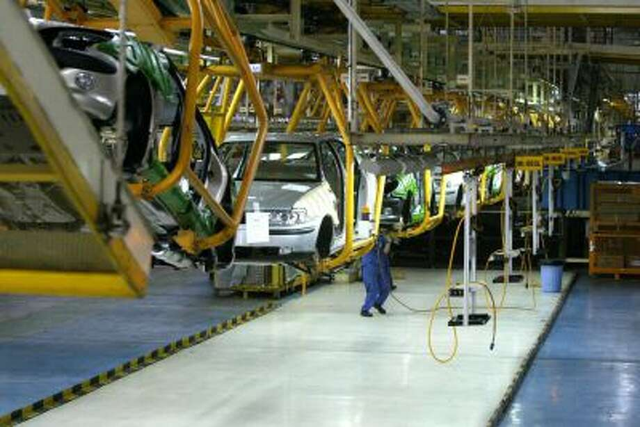 Iran was once one of the world's largest car manufacturers. Photo: AFP/Getty Images / 2005 AFP
