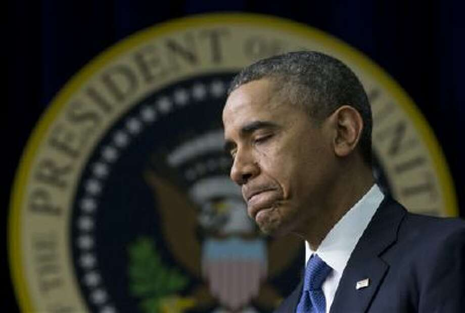 A new poll finds President Obama has more to worry about with regards public perception of Obamacare. Photo: AP / AP