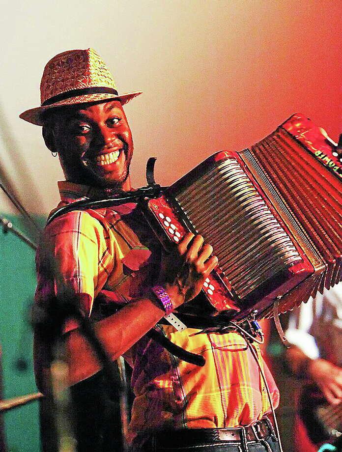 "Cedric Watson & Bijou Creole is this year's ""host"" band. Photo: Contributed Photos   / Ian Murray"