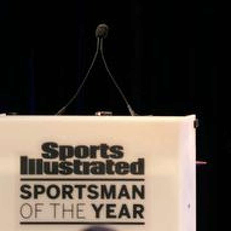 Who was crowned this year's 'Sportsman of the Year'?