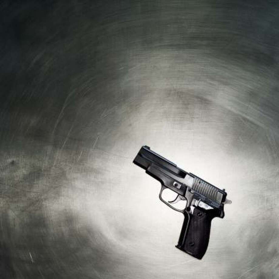 Close-up of a gun Photo: Getty Images / (c) Stockbyte