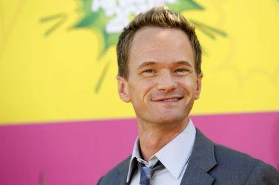 Actor Neil Patrick Harris arrives at the 2013 Kids Choice Awards in Los Angeles, California March 23, 2013. REUTERS/Patrick T. Fallon (UNITED STATES - Tags: ENTERTAINMENT HEADSHOT PROFILE SOCIETY)  (KIDSCHOICE-ARRIVALS) Photo: REUTERS / X03007
