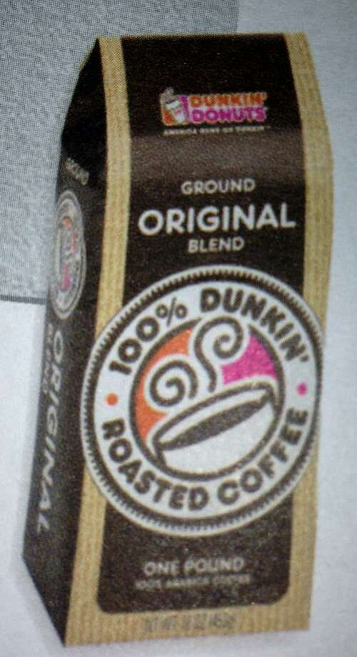 Contributed photo: Those who donate blood in January can receive a pound of Dunkin' Donuts coffee.