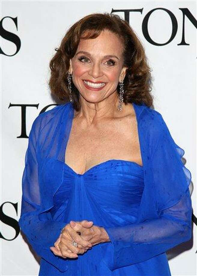 In this June 13, 2010 photo, Valerie Harper arrives at the 61st Annual Tony Awards in New York. The 73-year-old actress, who played Rhoda Morgenstern on television in the 1970s, has been diagnosed with terminal brain cancer, according to a report Wednesday, March 6, 2013 on People magazine's website. (AP Photo/Peter Kramer) Photo: AP / KRAPE