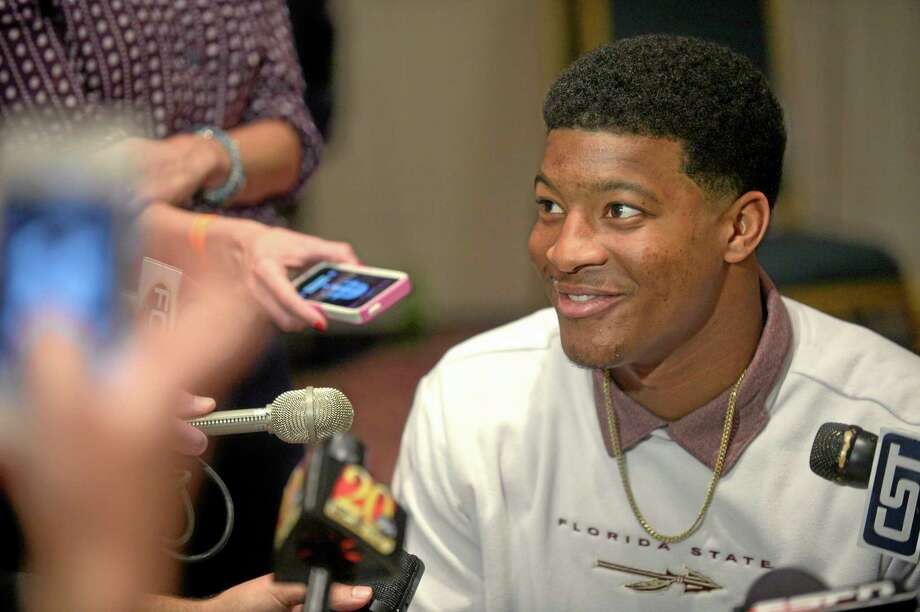 Quarterback Jameis Winston. Photo: The Associated Press   / FR121174 AP