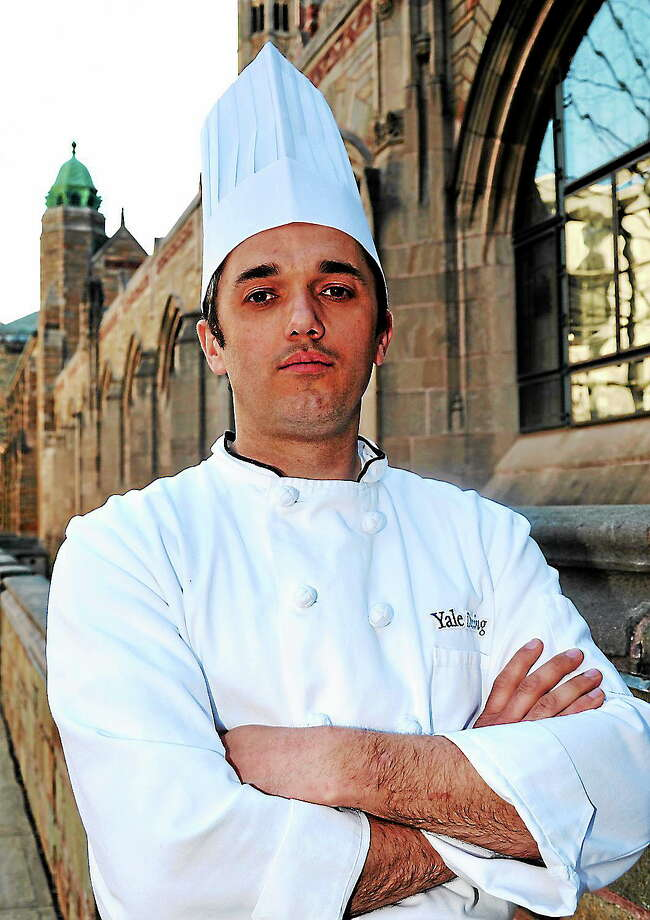 Award-winning French chef and party curator Cyril Ortigosa-Liaz. Photo: CONTRIBUTED PHOTOS