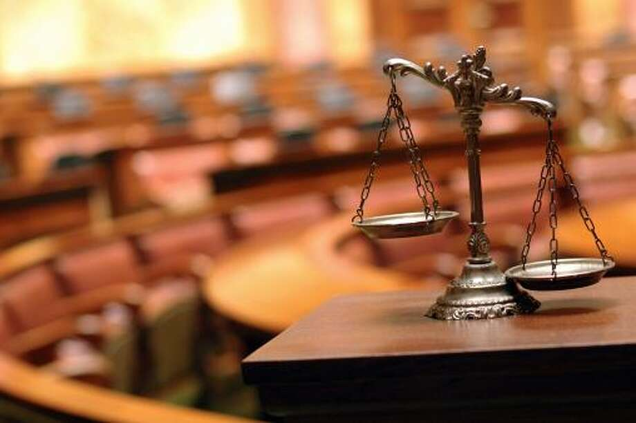 Decorative Scales of Justice in the Courtroom Photo: Getty Images/iStockphoto / iStockphoto