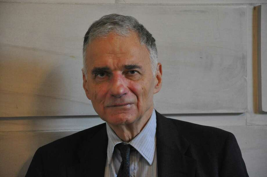Ralph Nader. Contributed photo.