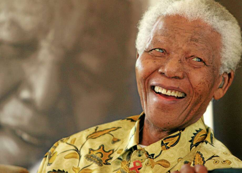 FILE - Former South African President Nelson Mandela in this 2005 file photo. (AP Photo/Denis Farrell, File) Photo: AP / AP