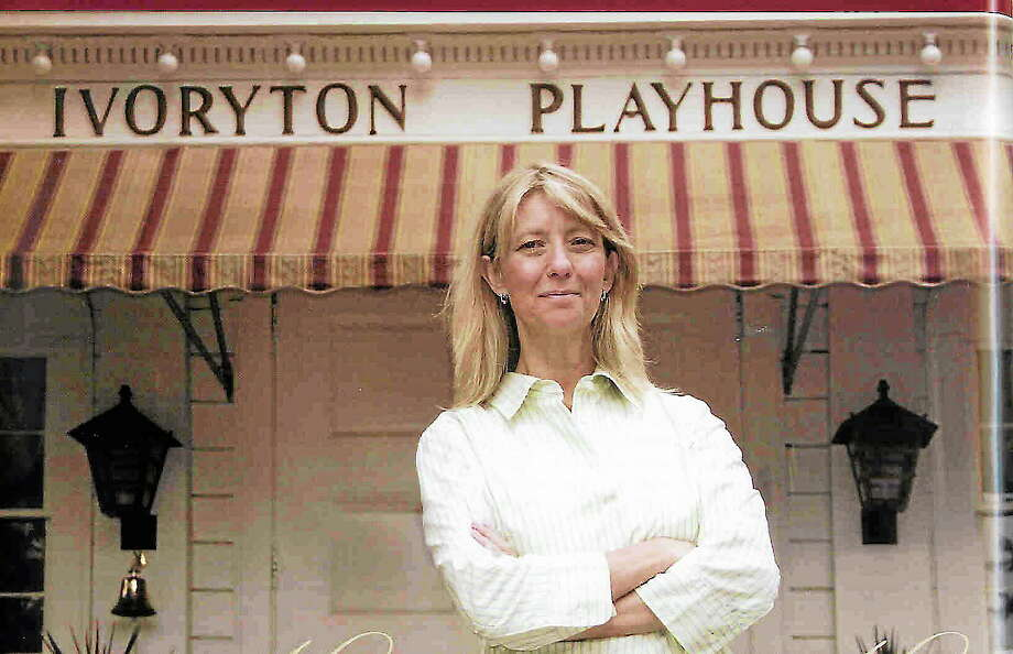 Jacqueline Hubbard is the executive and artistic director of the Ivoryton Playhouse. Photo: Journal Register Co.