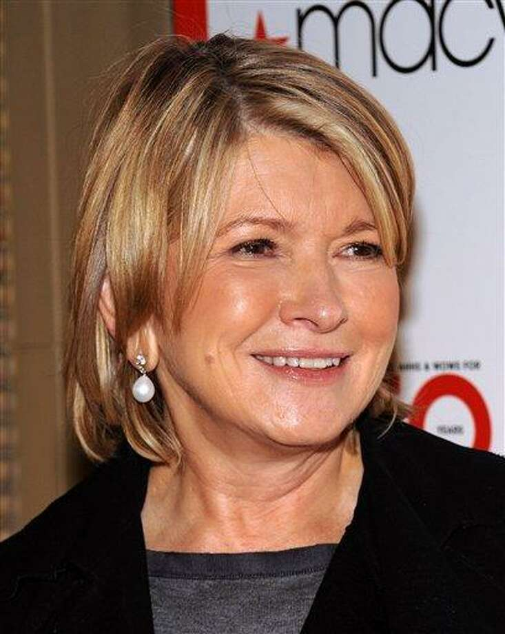 FILE - Television personality Martha Stewart attends Macy's 150th anniversary celebration at Gotham Hall on in this Oct. 28, 2008 file photo taken in New York. Stewart, 71, is scheduled to take the stand in New York State Supreme Court Tuesday March 5, 2013. She is at the center of a bitter legal battle between two of the nation's largest retailers _ Macy's Inc. and J.C. Penney Co. (AP Photo/Evan Agostini, File) Photo: AP / ap