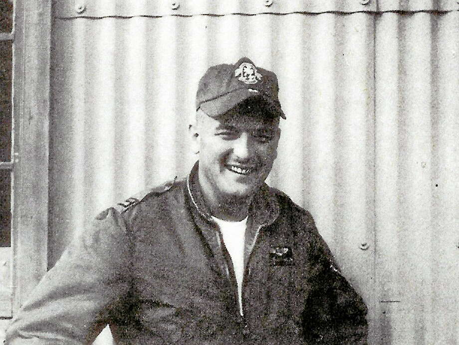 Contributed photograph    U.S. Air Force Col. Francis J. McGouldrick Jr. grew up in New Haven. The U.S. government recently identified his remains from a crash site in Laos, 45 years after he went missing during the Vietnam War. Photo: Journal Register Co.