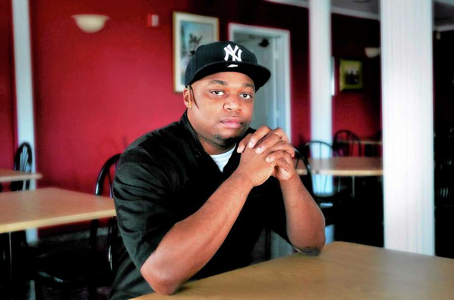 (Peter Casolino — New Haven Register)  Steve Ross, owner of Cast Iron Soul restaurant in Hamden, will host a community conversation on Saturday, sponsored by the Register. Photo: Journal Register Co.
