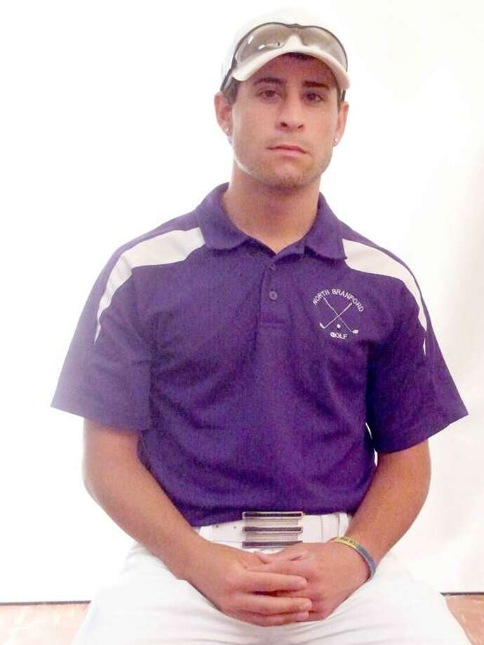Male Athlete of the Week: A.J. Cooney, North Branford golf.