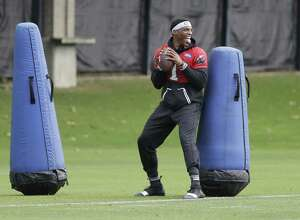 Panthers quarterback Cam Newton, who had shoulder surgery in March, may not play during the preseason.
