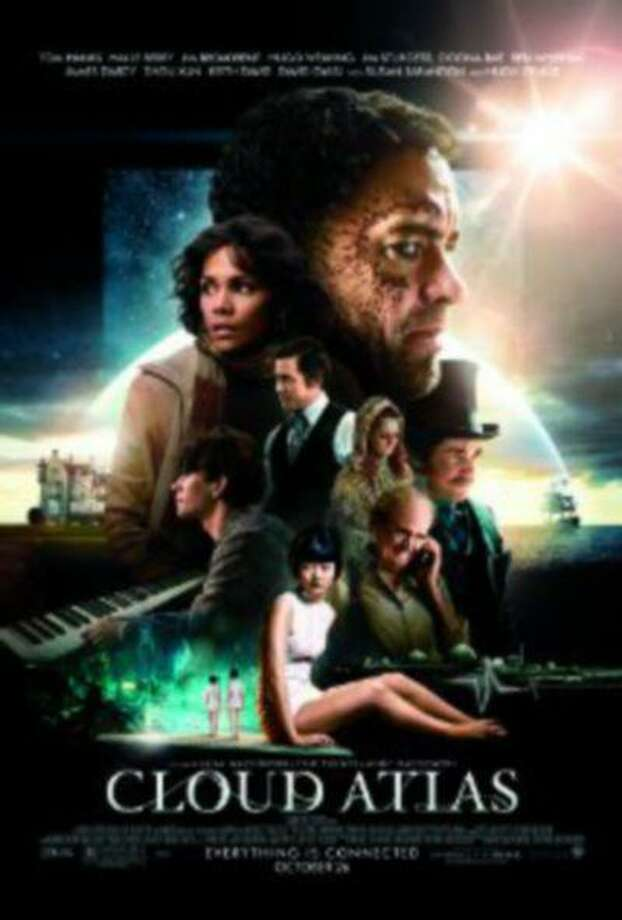 """Cloud Atlas"" tells the interlocking stories of several characters over a 500-year span."