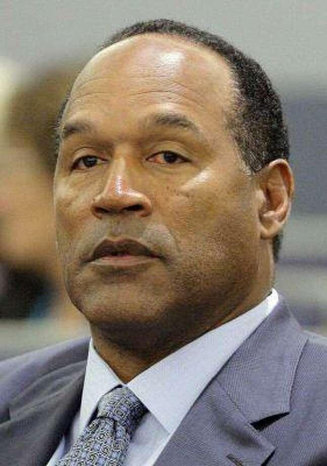 O.J. Simpson. Associated Press file photo