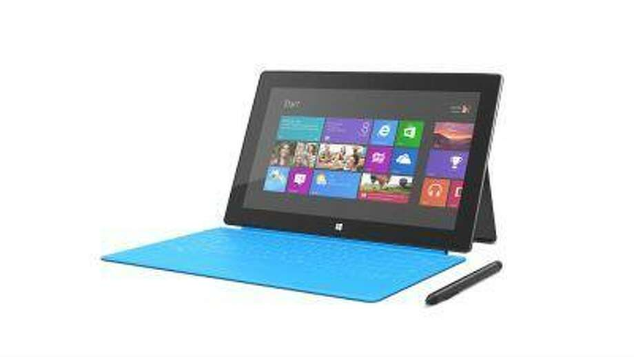 The Surface Pro is a fabulous computer in all but two respects, the keyboard is actually a $120 cost option and its battery life is a bit low compared with its competition. (Microsoft)
