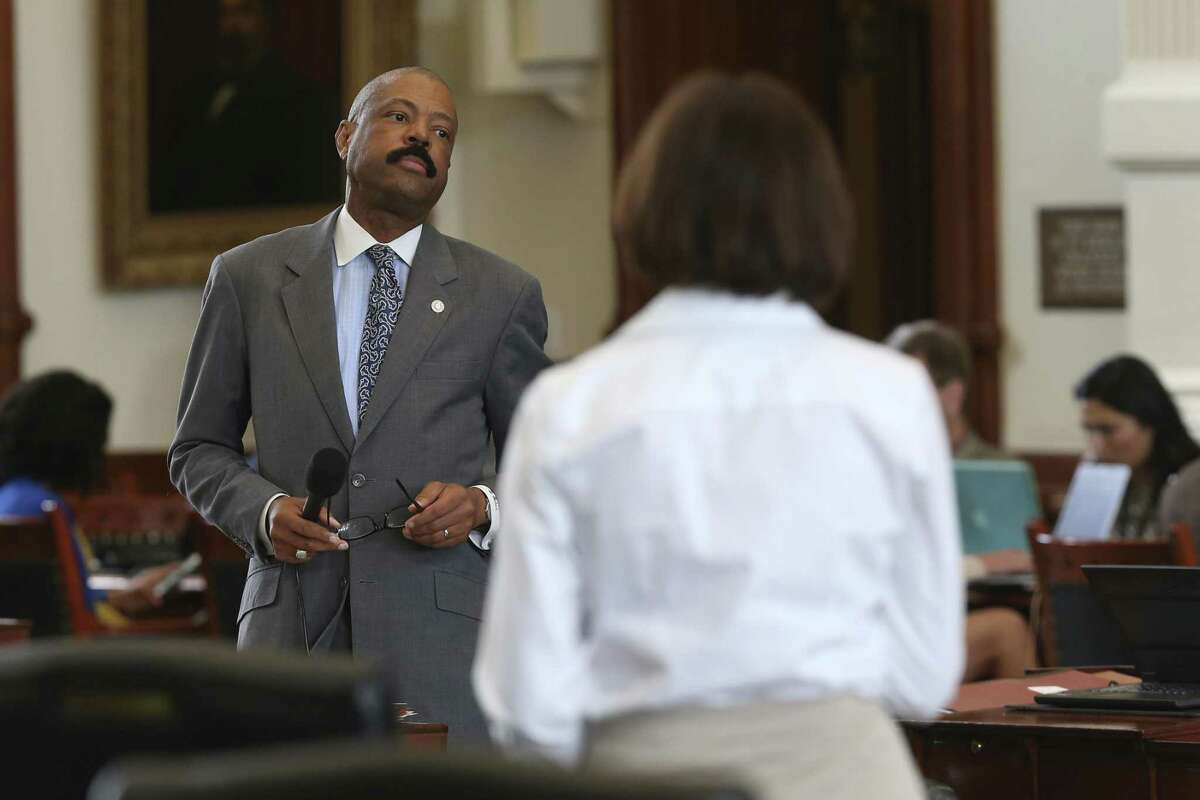 Texas State Sen. Borris Miles, D-Houston The Daily Beast reported Miles once propositioned an intern with money and said